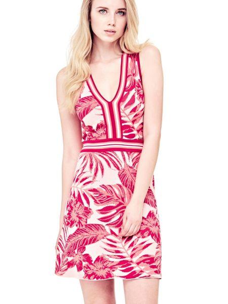 Kleid Naturprint - Guess