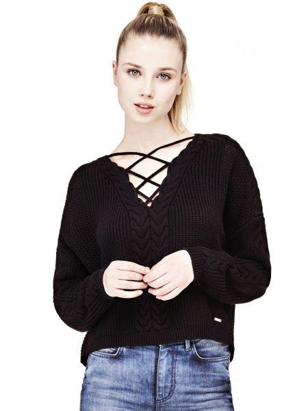 Imagen principal de producto de Suéter Cordones Frontales - Guess