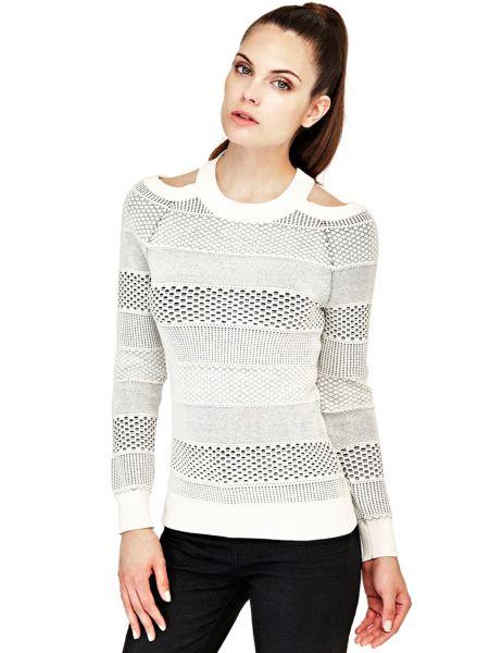 Imagen principal de producto de Suéter Detalles Calados - Guess