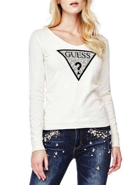 Imagen principal de producto de Suéter Triángulo Logotipo - Guess