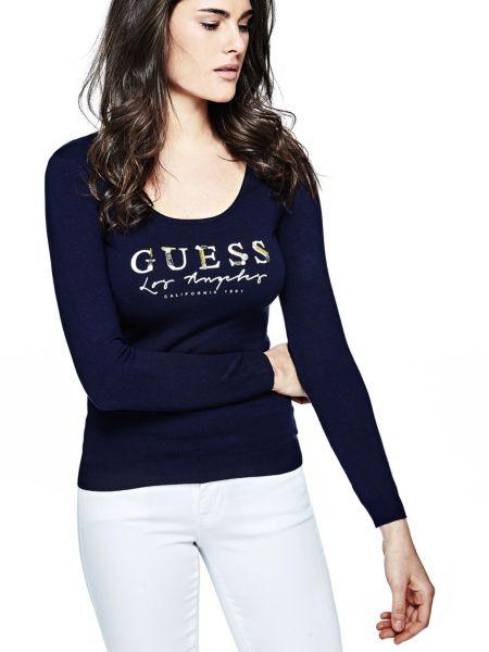 Imagen principal de producto de Suéter Con Logotipo Frontal - Guess