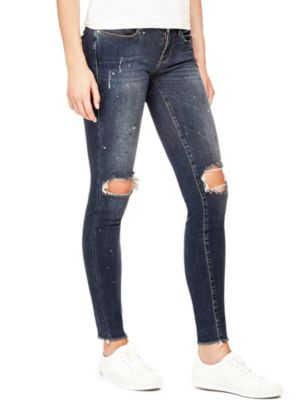 Jeggings Strappi Frontali Feather Weight®