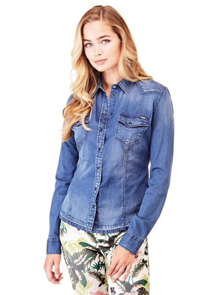 Jeansbluse Slim - Guess