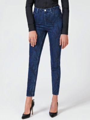 Jeans Skinny Ricami