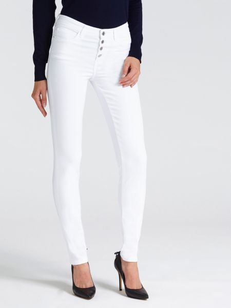 Imagen principal de producto de Pantalón Skinny Multi Botón - Guess