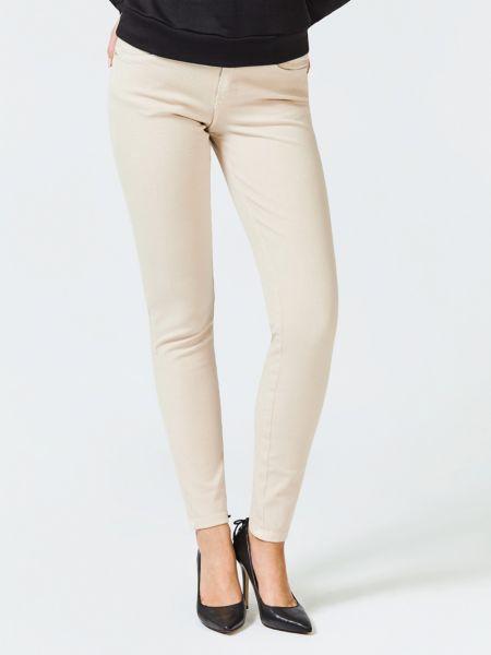 Imagen principal de producto de Pantalón Skinny Mixto Algodón - Guess