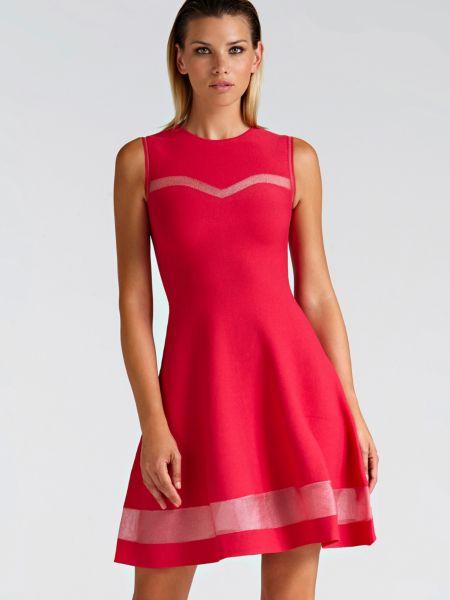 Imagen principal de producto de Vestido Detalles Transparentes - Guess