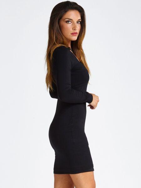 Imagen principal de producto de Vestido Detalle Metálico - Guess