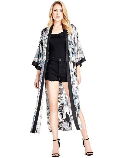 Kimono Stampa Natura