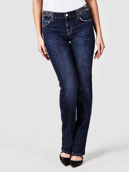 5-Pocket-Jeans Skinny | Bekleidung > Jeans > 5-Pocket-Jeans | Blau | Baumwolle - Polyester - Viskose | Guess