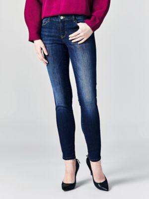 Jeans Skinny Modello A 5 Tasche