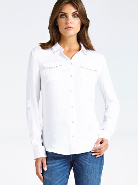 Bluse Metalldetails - Guess