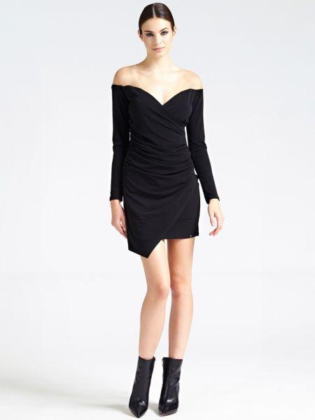 Imagen principal de producto de Vestido Escote Forma Corazón Tirantes Transparentes - Guess