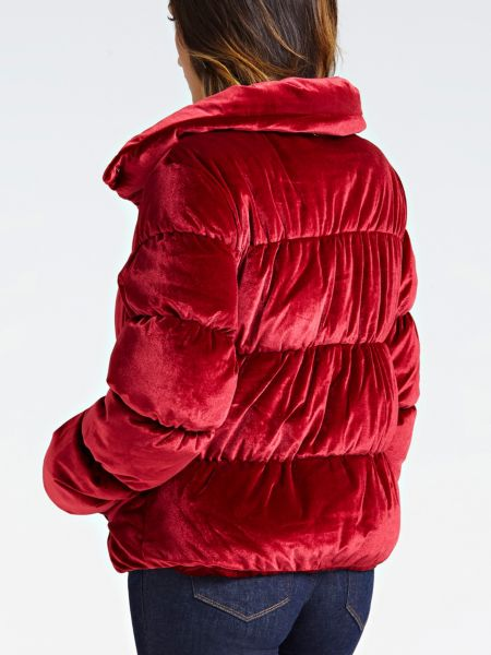 Guess - Guess Puffer Jacket With Storage Bag - 3