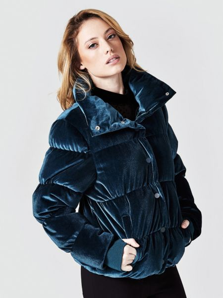 Guess - Puffer Jacket With Storage Bag - 1