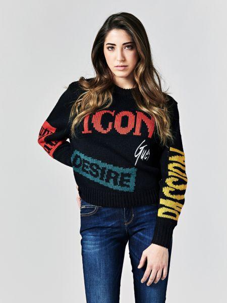 Imagen principal de producto de Suéter Detalles Estampados - Guess