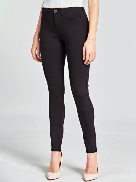 Jeggings Skinny | Bekleidung > Jeans > Jeggings | Schwarz | Viskose - Polyamid | Guess