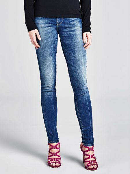 5-Pocket-Jeans Slim   Bekleidung > Jeans > 5-Pocket-Jeans   Blau   Jeans - Baumwolle   Guess