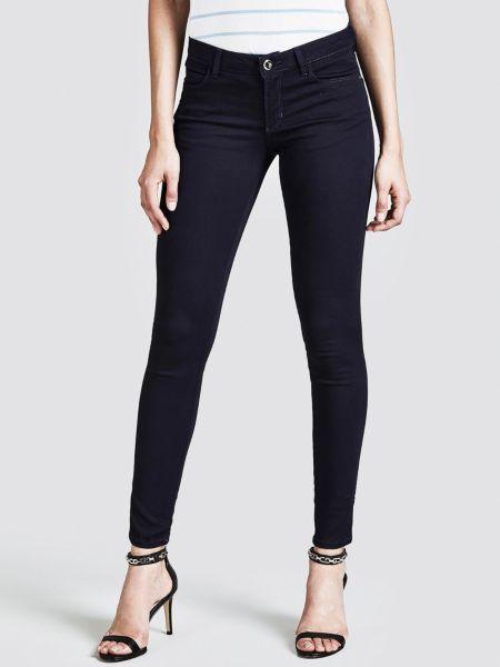 5-Pocket-Jeans Skinny | Bekleidung > Jeans > 5-Pocket-Jeans | Dunkelblau | Jeans - Baumwolle - Polyester - Viskose | Guess