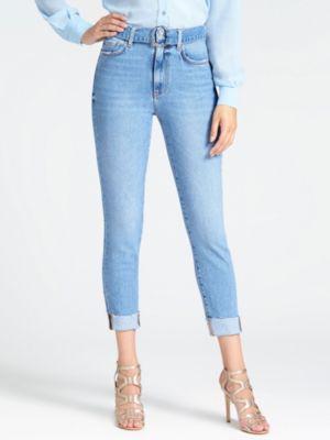 Jeans Skinny Cintura