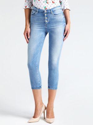 Jeans Capri Skinny