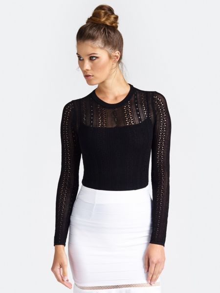 Guess - Pull Finition Ajouree - 1