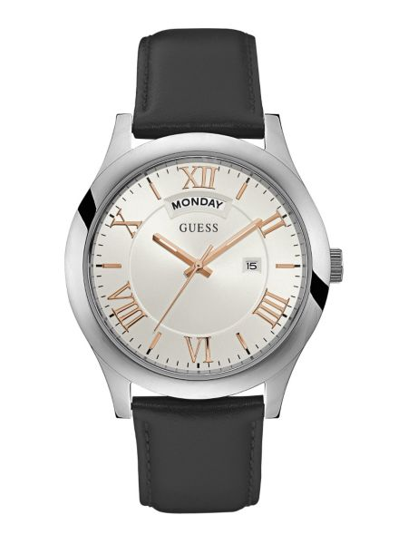 Orologio Mens Dress In Pelle