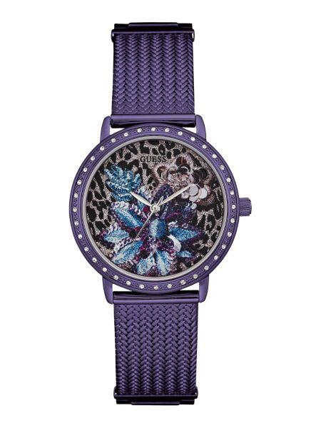 Image of Guess Ladies Trend Floral Watch