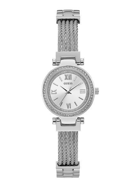 Armbanduhr Gliederarmband Stahl | Uhren | Silber | Guess