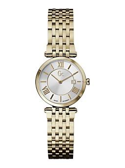 Gc SlimClass Yellow Gold Watch