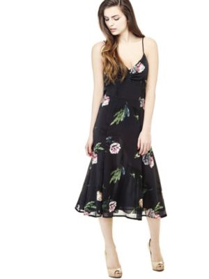 Kleid marciano blumenprint