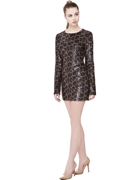 Robe marciano a paillettes