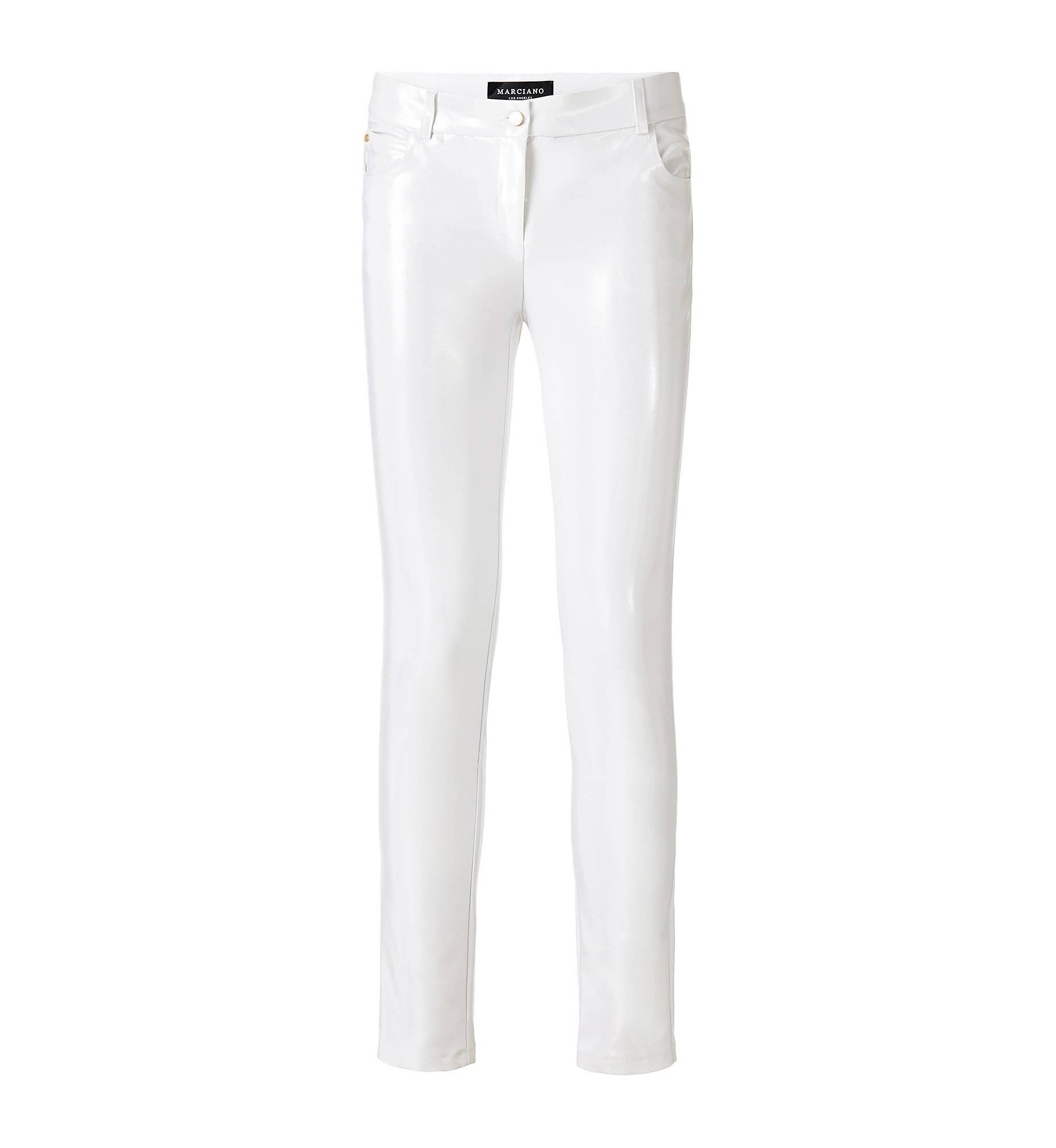 Pantalone Marciano Effetto Spalmato