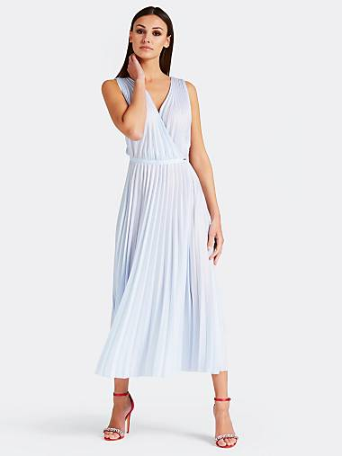caa3b6e2daf4 MARCIANO PLEATED DRESS