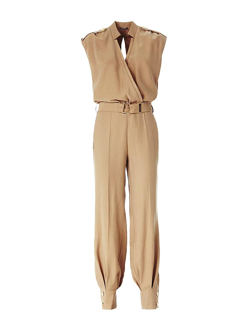 0adb24d68 MARCIANO BELTED JUMPSUIT