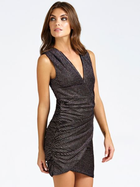 GUESS Kleid Marciano Strass