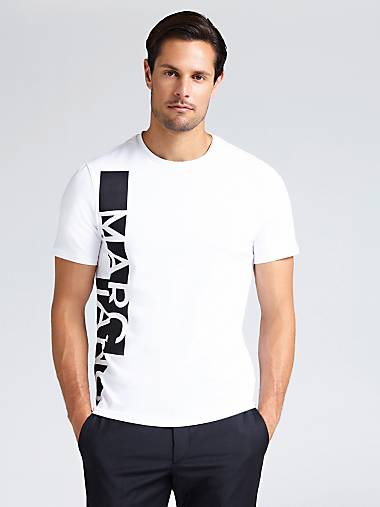 8723b58aa Men's T Shirts | GUESS Official Online Store