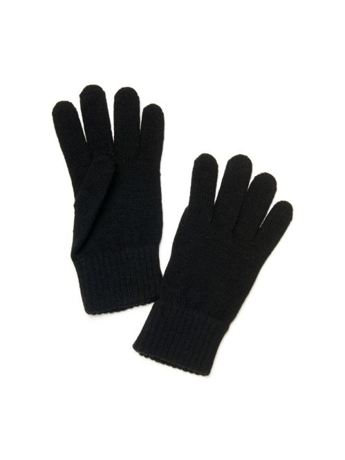 KNIT PATTERN GLOVES