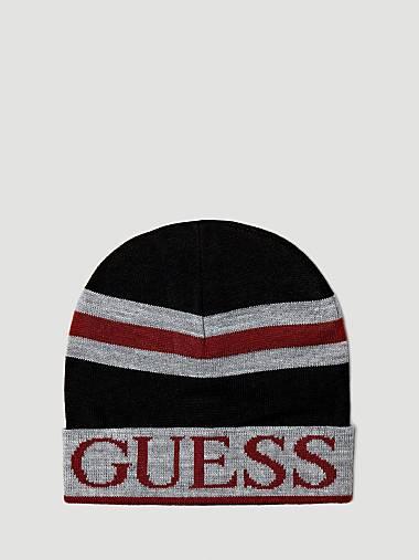 2b7fbd9b723be Chapeaux, écharpes et gants pour homme   GUESS Site officiel