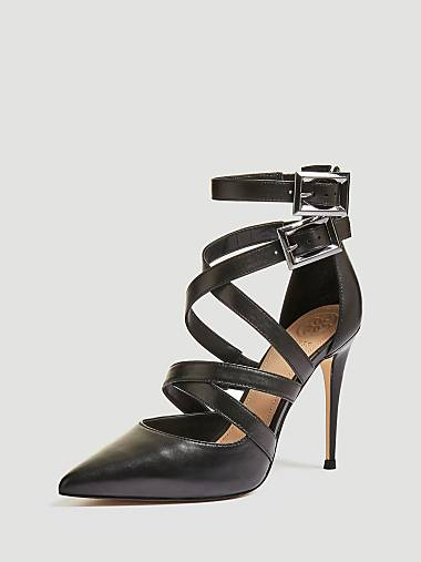 7f84c681bf63 OFELIE REAL LEATHER COURT SHOE. NEW ARRIVAL