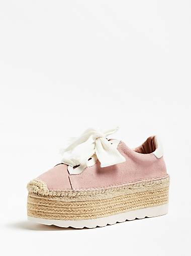 buy popular 01bb9 36975 Espadrilles | Guess® Sito Ufficiale