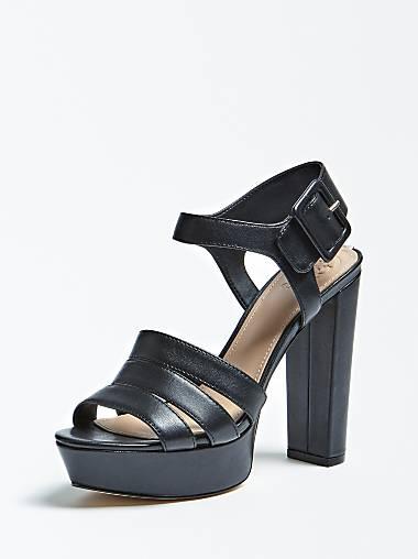 Femme Officiel Chaussures Printemps Site Collection ÉtéGuess® T3F1lJKc