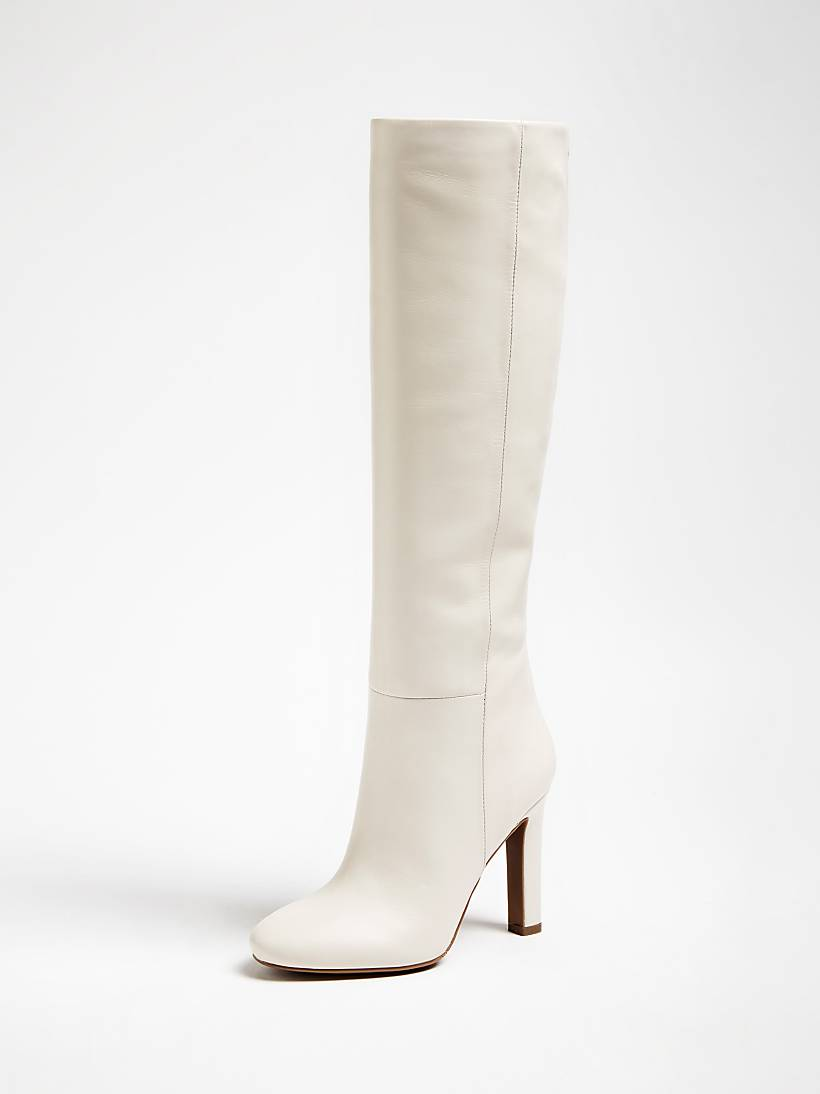 66b33cec HILLORY REAL LEATHER BOOTS | GUESS.eu