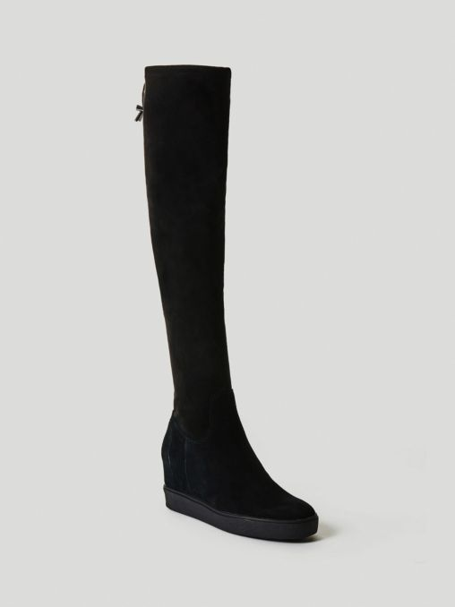 Felicia Suede Boot by Guess