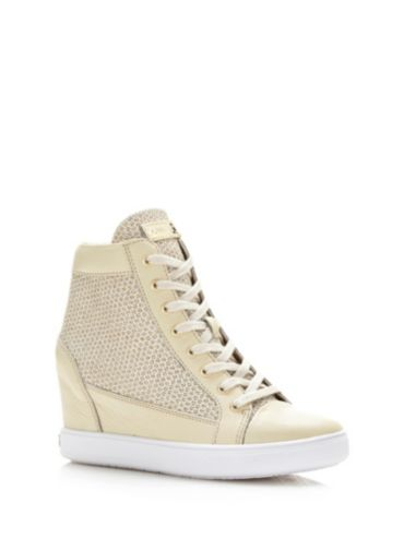 Chaussures Guess blanches Fashion femme