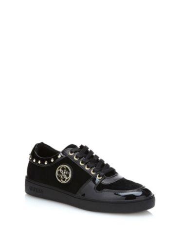 Chaussures Fiorucci noires Casual femme