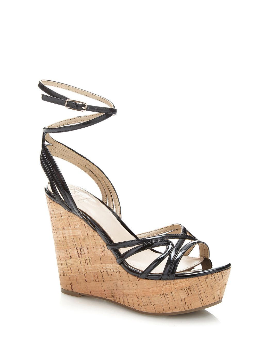 Guess Wedges Ginny Lack