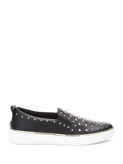 Guess Slip-on Negro EU 39 ayDdD