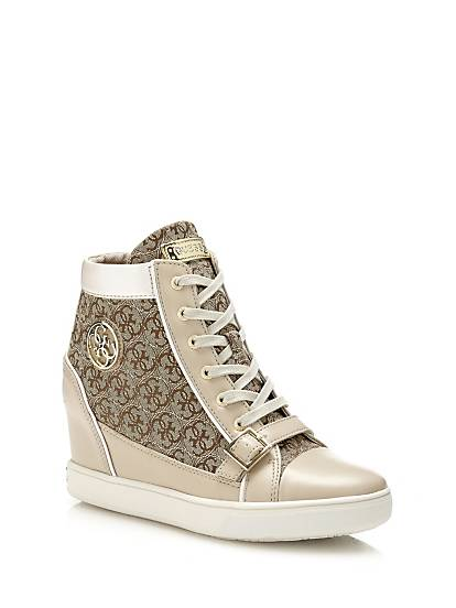 SNEAKER COMPENSEE FIORE LOGO  Taille : 41 - IT