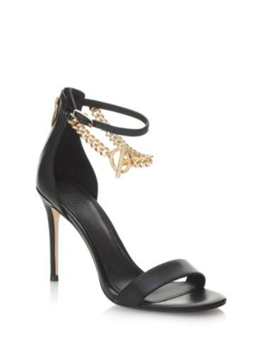 Femme chaussures escarpin High Heels classique noir 35 Y243L3